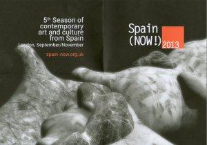 Spain Now London 2013